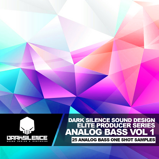 ANALOG BASS VOLUME ONE