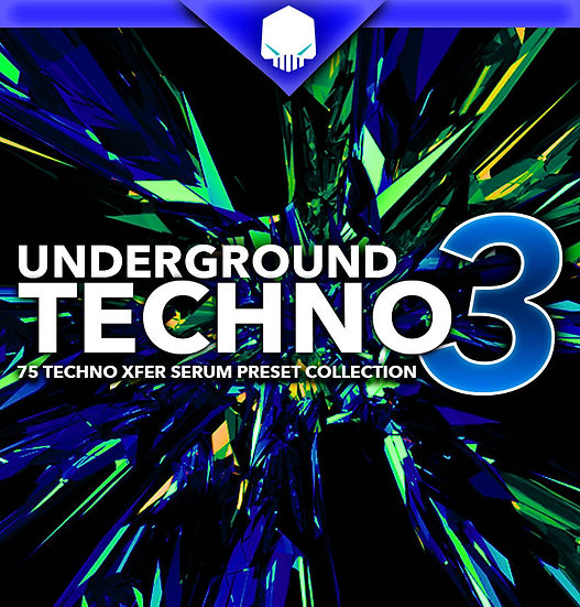 UNDERGROUND TECHNO V3 + 2 SKINS + FREEBIES