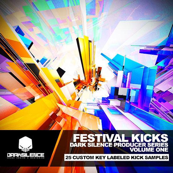 FESTIVAL KICKS VOLUME 1
