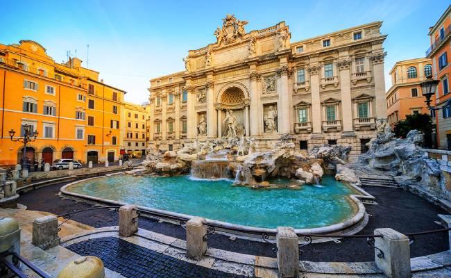 Europe Trip Italy