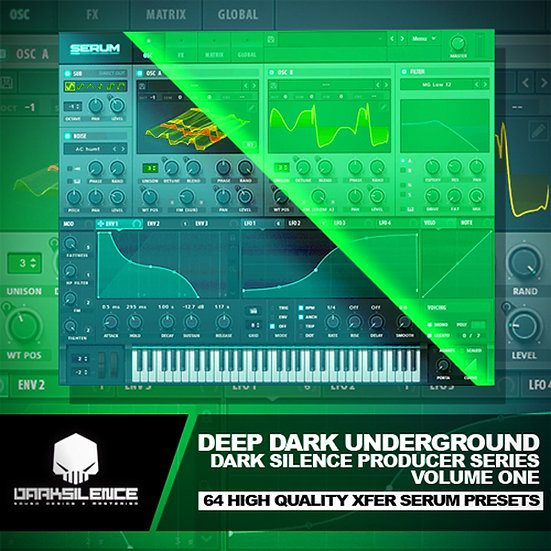DEEP DARK UNDERGROUND V1 + FREEBIES