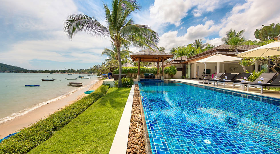BaanFeungFah Villa View - Baan Feung Fah