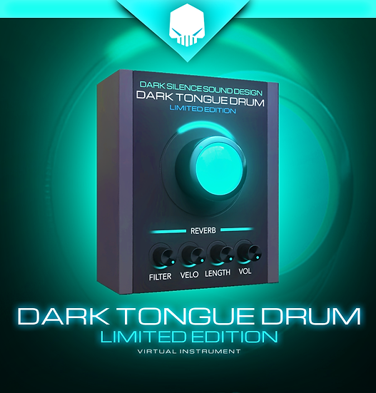 DARK TONGUE DRUM LE