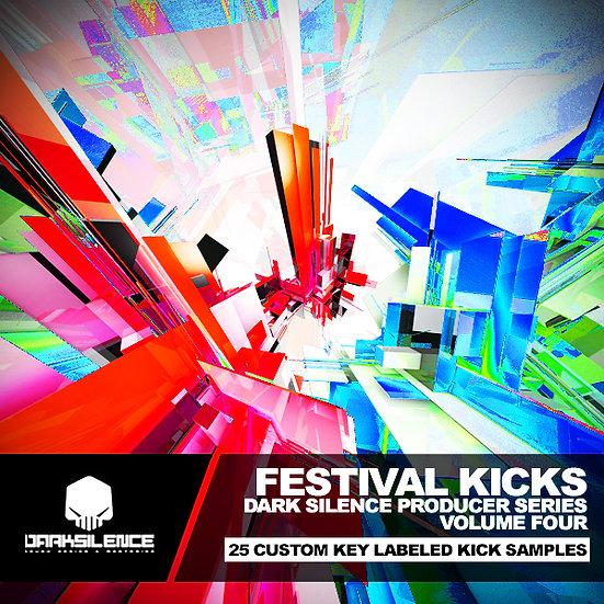 FESTIVAL KICKS VOLUME 4