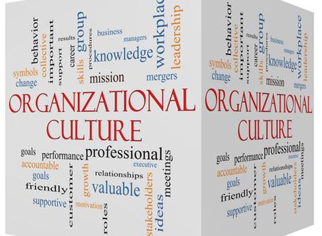 New Post on Organizational Health