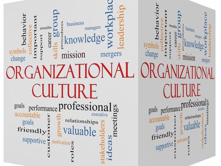 New Post on Organizational Health