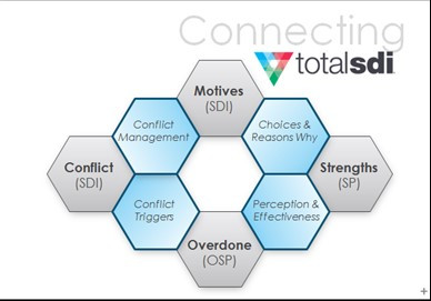 TSDI Session - Just completed another TSDI session for a client in Norfolk. Great tool for better un