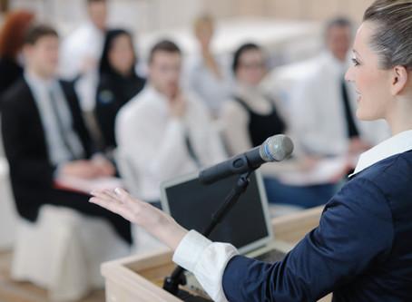 Good tip on Presentations