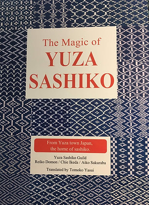 The Magic of Yuza Sashiko