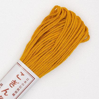#512 mustard yellow kogin thread 18m
