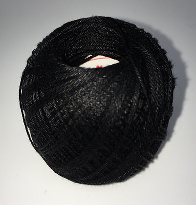 #220 80m FINE black sashiko thread