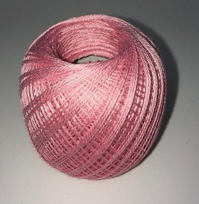 #214 80m FINE cherry blossom pink sashiko thread