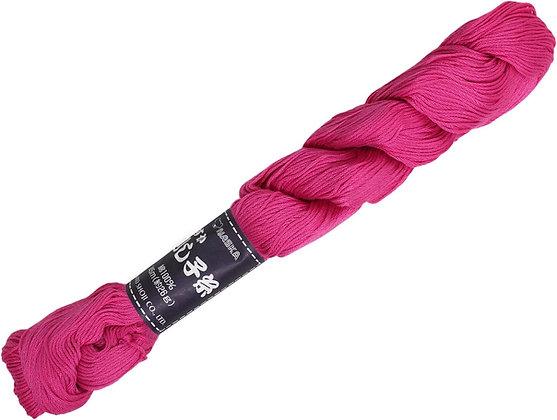 #19 pink 145m stranded sashiko/kogin thread