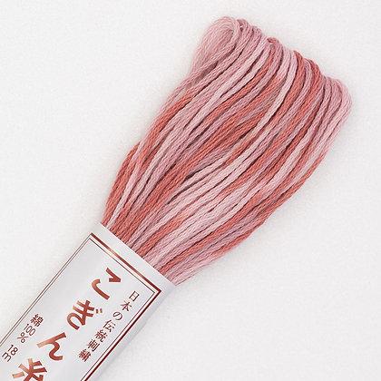 #12 kogin thread cherry blossom pink 18m skein