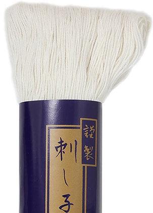 #2 cream 170m fine Yokota Daruma sashiko thread
