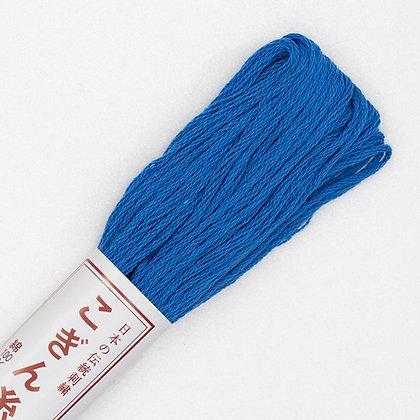#306 bright blue kogin thread 18m