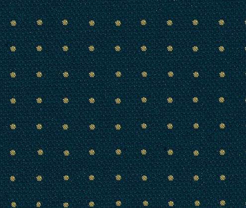 #21 sashiko 5mm dot fabric dark blue by the half metre