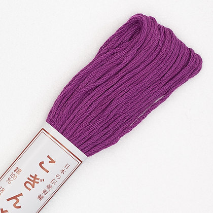 #136 fuchsia purple kogin thread 18m