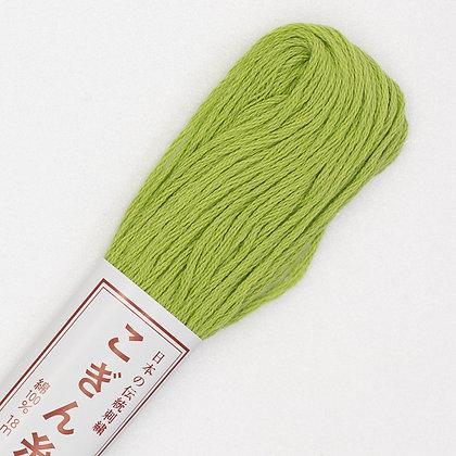 #212 light green kogin thread 18m