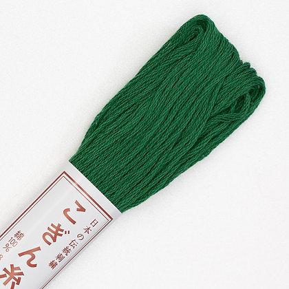 #255 dark green kogin thread 18m