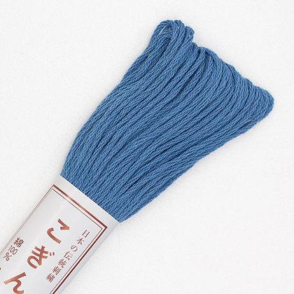 #354 soft mid blue kogin thread 18m