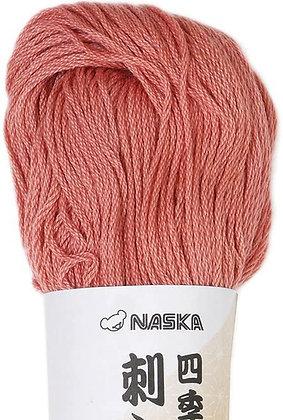 #103 red plum pink 80m stranded sashiko/kogin thread