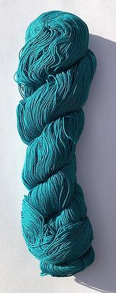 #16 fine sashiko thread 370m skein turquoise