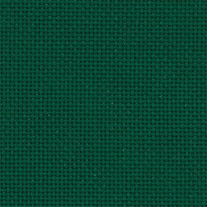 18 count Davosa cotton green per metre & cuts