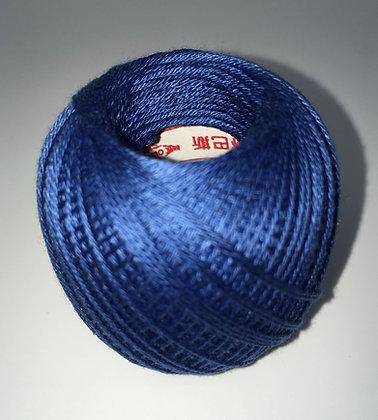 #210 80m FINE mid blue sashiko thread