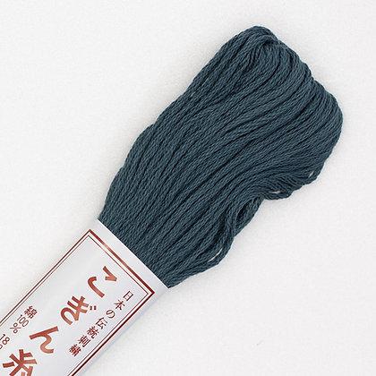 #343 teal blue kogin thread 18m