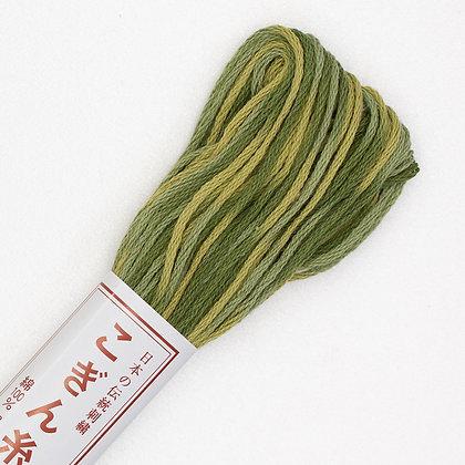 #21 kogin thread greens 18m skein