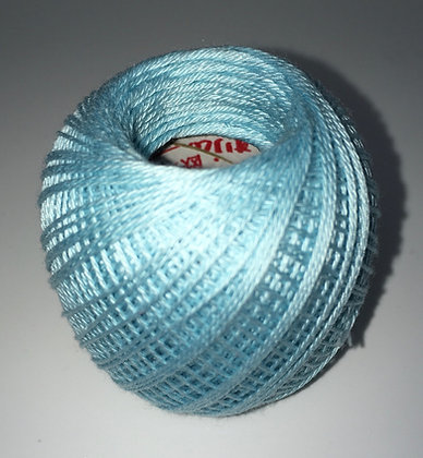 #208 80m FINE ice blue sashiko thread