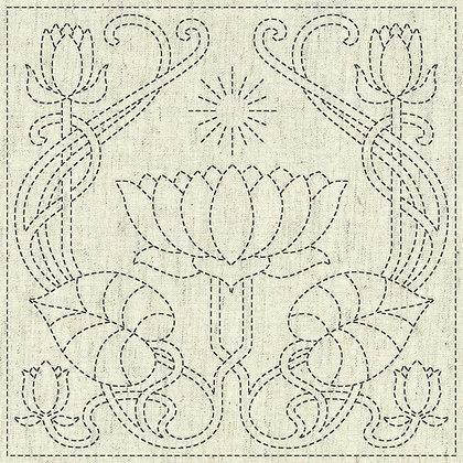 #KF2020-14 'Serenity' designer hanafukin panel