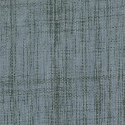 'Cross Weave' yarn dyed cotton by Moda - slate blue