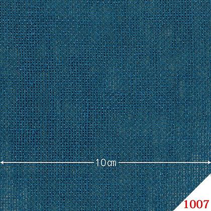#1007 20 count 100% linen kogin fabric blue