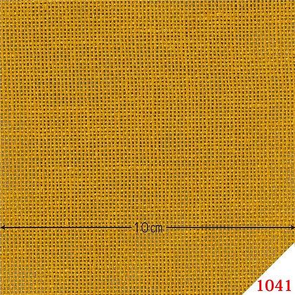 #1041 20 count 100% linen kogin fabric mustard