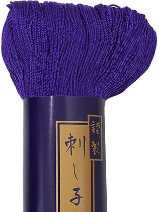 copy of #28 imperial purple 170m fine Yokota Daruma sashiko thread