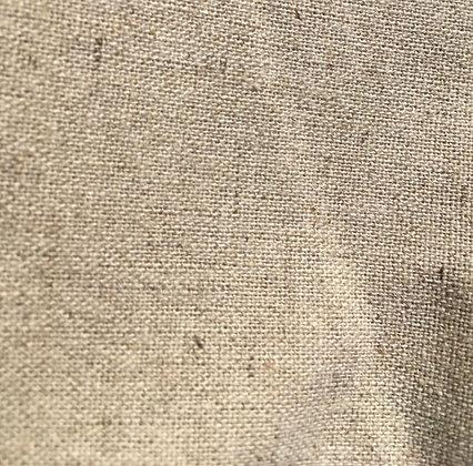 cotton/linen blend natural