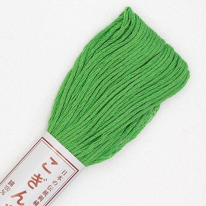 #231 bright green kogin thread 18m