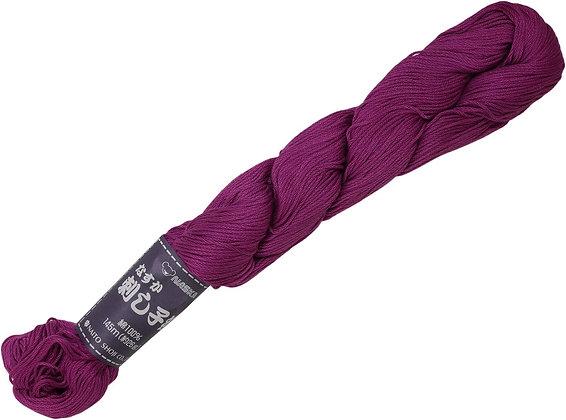 #17 fuchsia 145m stranded sashiko/kogin thread