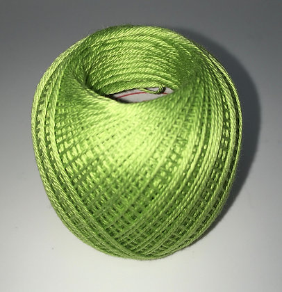 #206 80m FINE light green sashiko thread