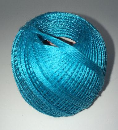 #217 80m FINE turquoise sashiko thread