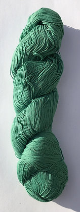 #11 fine sashiko thread 370m skein jade green