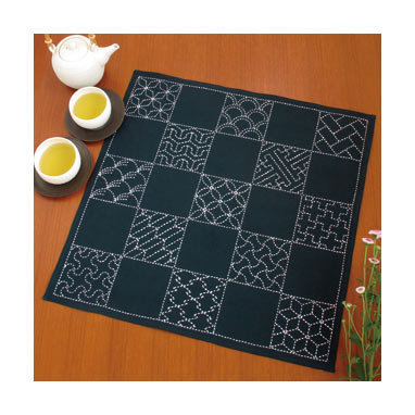 #SK290 sashiko sampler panel KIT