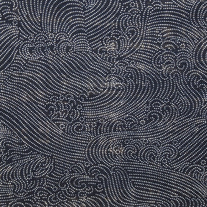 'nami' by Sevenberry linen look cotton by 1/2m