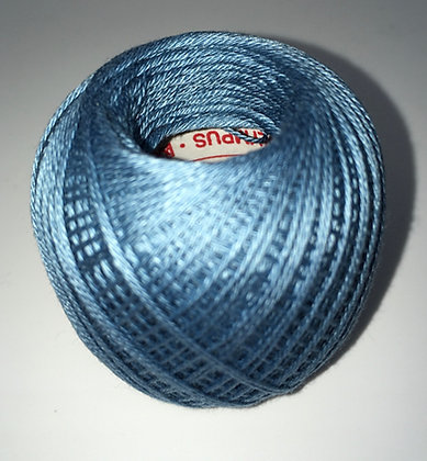 #209 80m FINE airforce blue sashiko thread