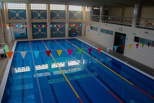 Clases de natación en Cuautitlán Izcalli