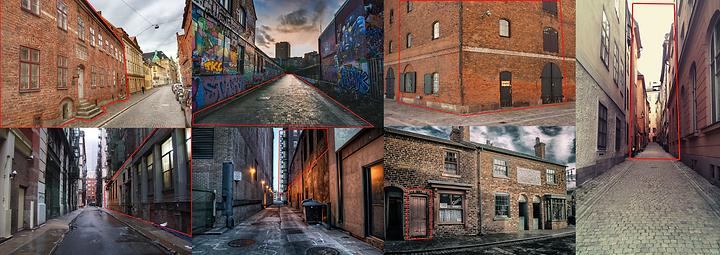 City Composite Markup