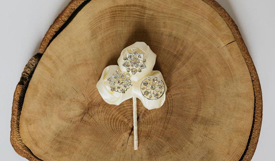 For Sale - Groom Buttonhole