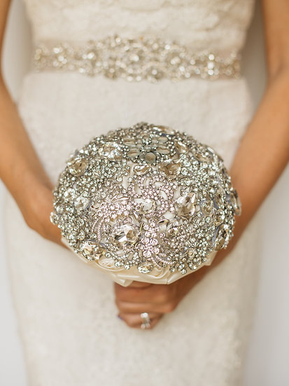 For Sale - Brooch Bouquet Posy Style